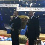 Życzenia i prezenty od Zarządu OSP w Kusiętach